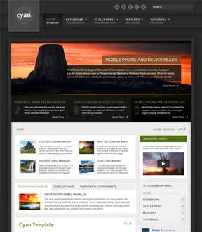 joomla template