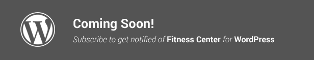 Fitness Center - Responsive Gym/Fitness Template