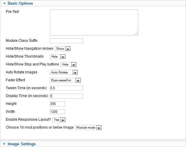 s5 image slide