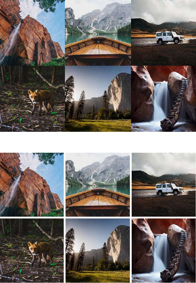 instagram feed preview